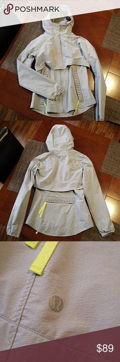"Lululemon 2 in 1 Jacket/Vest Lululemon lightweight 2 in 1 Jacket/Vest. Top and sleeves detachable to make this jacket a vest at any time. Only worn twice.   Flat measurents of vest: 17"" bust, 17.25"" measured width at center of pocket area. lululemon athletica Jackets & Coats Vests"