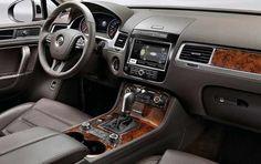 2016 VW Touareg Interior Image