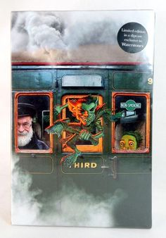Terry Pratchett Raising Steam Slipcase Limtd Edition Mint Sealed Signed Numbered - Ebay £59.99