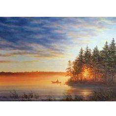 """Morning Sunshine"" by Varvara Harmon – Harvest Gold Gallery"