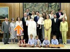 Un vídeo de español para extranjeros del nivel A1 para aprender a expresar relaciones familiares y conocer la familia real española. Con subtítulos en españo...