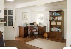 Garrat Office Range From The Laura Ashley Garrat Furniture Collection.
