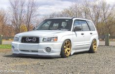 Ruge's Subaru Forester : Photo