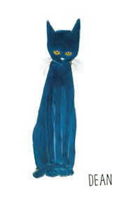Pete the Cat - a Decatur icon