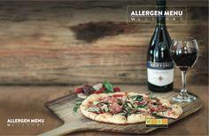 Mici Italian allergen menu design by Watermark! #watermark #watermarkadvertising #menu #menudesign #graphicdesign #restaurant #italianfood #restaurantmarketing #allergenmenu #design #marketingdesign #marketing #advertising