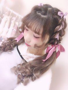 804 Best Kawaii Hairstyles Images In 2019 Girls Girls Girls