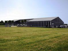 Temporary Event Structure Losberger maxiflex Atrium for Jaguar Land Rover event