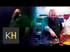 How Action Bronson paved his lane to be the first gourmet chef rapper