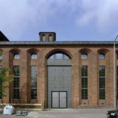 Max Dudler Architekt - Abspannwerk Wilhelmsruh Berlin
