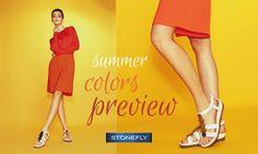 L'estate è sempre più vicina... e allora perché non approfittarne: prendetevi un libro, indossate un abito comodo e colorato... e provate l'emozione di calzare il primo paio di sandali della stagione, ad esempio i nuovi Eve5, estremamente comodi grazie al sottopiede anatomico, ma al tempo stesso resi super fashion dalla decorazione a specchio! http://www.stonefly.it/it/2/collezione/donna/543/eve-5.html