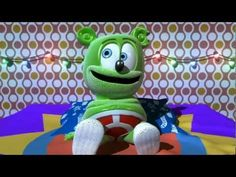 I WANT CANDY Gummibär The Gummy Bear Music Video - YouTube | Gummi ...