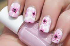cherry blossom. im gonna have a hard time choosing what to do on my nails this weekend.