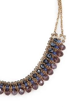 Forever 21 | Beaded Statement Necklace