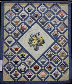 OpalFreysQuilt by Luana Rubin, via Flickr