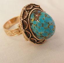 perfume locket ring  http://www.rubylane.com/item/525363-2256/Bold-beautiful-Simulated-Turquoise-perfume