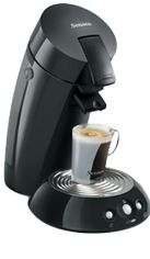 Senseo Coffee Machine. Brews my gourmet coffee every morning.