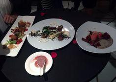 Dinner at Noire Fairmont Dubai