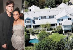 27 Jaw Dropping Celebrity houses - We Hope They Have a Really Good Home Insurance! - Page 16 of 45 - Loan Pride Celebrity Mansions, Celebrity Houses, Assurance Habitation, American Mansions, Beautiful Modern Homes, Mega Mansions, Hollywood Homes, Rich Home, Expensive Houses