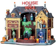 House Of Wax by Lemax Collections