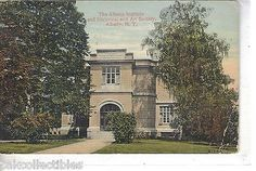 The Albany Institute and Historical and Art Society-Albany,New York 1914