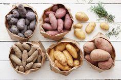 Healthy Eating Archives - Tea Breakfast Veggie Recipes, Snack Recipes, Potato Recipes, Vegetarian Recipes, Snacks, Types Of Potatoes, Potato Types, Red Bliss Potatoes, Potato Varieties