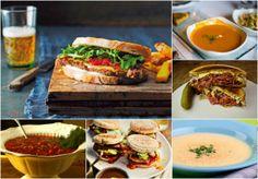 soup sandwich love