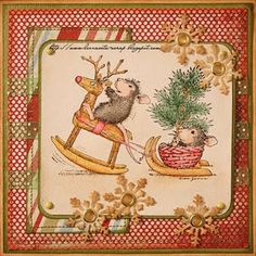 I love the House Mouse stamps!!