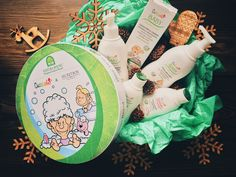 Limited baby box from Secret box.