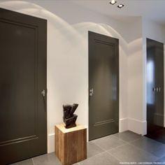 Mooie deuren voor de hal