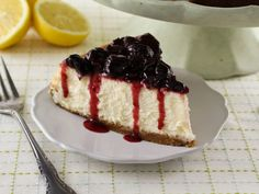 American Cakes: New York Cheesecake -The history of cheesecake and a traditional recipe for New York Cheesecake with a variety of fruit toppings from food historian Gil Marks.