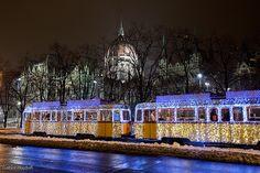 Christmas Tram / Karacsonyi Villamos