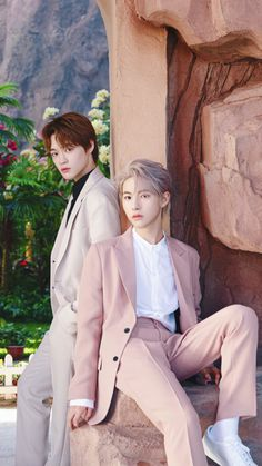 NCT Wallpapers — These photos are exquisite Korean Men, Asian Men, Nct 127, Nct Dream Chenle, Baby Dolphins, Pop Photos, Huang Renjun, Na Jaemin, S Pic