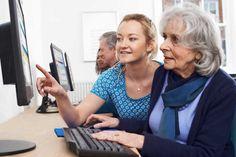 Inclusão digital melhora saúde e qualidade de vida de idosos