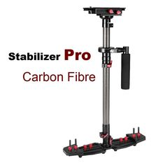 158.90$  Watch here - http://aliskk.shopchina.info/go.php?t=32800629940 - Professional Carbon Fiber Video Steadicam Handheld Stabilizer For Canon Nikon Sony DSLR Camera Camcorder Stabilizing System 158.90$ #magazineonline