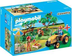 Playmobil - Vegetable Farmers - 6870 - Bunyip Toys - 1