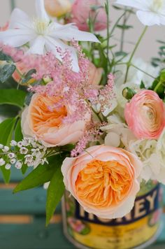 We are pretty obsessed with flowers around here. I mean, we have a n entire Pinterest board dedicated to flowers. ..so when we find a re...