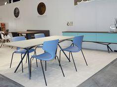 Messe Dornbirn 7.09-11.09.16 Tische palatti - Stühle TONON - Massivholz-Design Design Tisch, Sideboard, Designer, Awards, Dining Chairs, Exhibitions, Christian, Office, Furniture