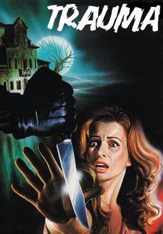 """Enigma Rosso aka """"Red Rings of Fear"""" aka """"Trauma"""" (1978)"""