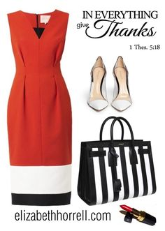 LIZ by elizabethhorrell on Polyvore featuring polyvore, fashion, style, Roksanda, Gianvito Rossi, Yves Saint Laurent and Chanel
