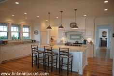 Nantucket Interiors | here is my sensible chic take on nantucket design