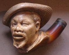 black man pipe - I refuse to change this description