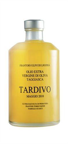 Tardivo - Olio extravergine di oliva monocultivar taggiasca