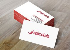 Realizzazione logo e brand identity : spicelab