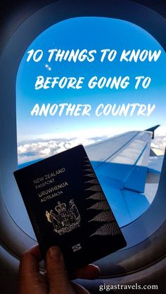 If it is your first time travelling internationally or maybe it's been a while, here are 10 things you need to know before travelling to another country. Travel Checklist, Travel Tips, Things To Know, Time Travel, First Time, Need To Know, Travelling, Budgeting, Country
