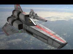 Viper Mk II, Battlestar Galactica