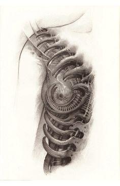 Alfredo Mojo Bioanatomia – 71 фотография