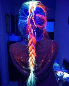 cabello que brilla en la oscuridad - Buscar con Google