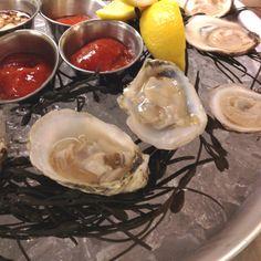 Yummy, Salty Louisiana Oysters