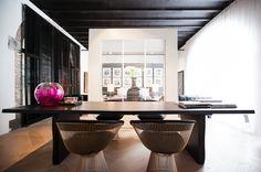 Interior Design by Studio Jan des Bouvrie in Het Arsenaal. #jandesbouvrie #hetarsenaal #interiordesign #dutchdesign
