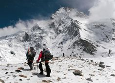 K2: Climbing the Mountain, Chinese Side